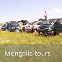 Mongolia top rated tours